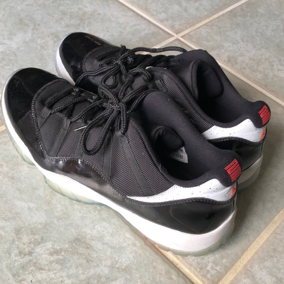 Jordan 1 Retro Low Infrared 23 Size 15